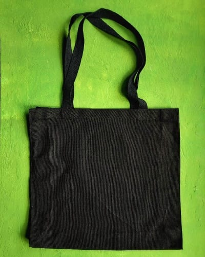 10oz Black Canvas 420x100x380 G