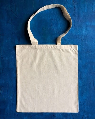 5oz Natural Cotton Bags B
