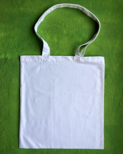 5oz White Cotton Bags G