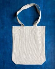 8oz Natural Canvas Bag B