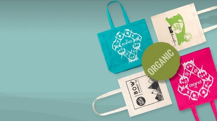 Organic Bags Home Banner