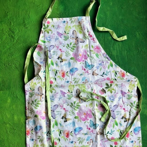 Printed Aprons Butterfly
