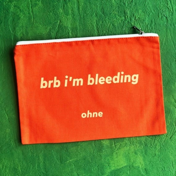 Printed Pouches Bleeding