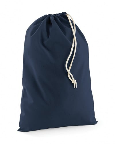 W115 NAV Westford Mill Cotton Stuff Bag