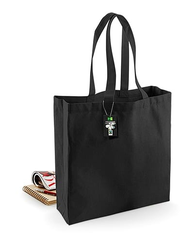 W623 Fairtrade Cotton Classic Shopper
