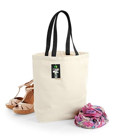 W671 Fairtrade Cotton Camden Shopper